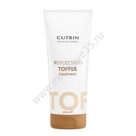 Cutrin Reflection Color Care Тонирующая маска Карамель 200 мл